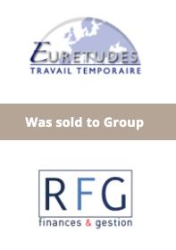 AURIS FINANCE advises the sale of EURETUDES to GROUP RFG