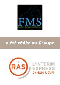 Auris Finance accompagne le Groupe RAS dans l'acquisition de l'entreprise FMS.