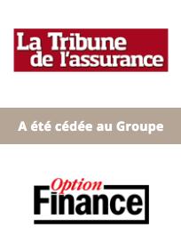 Auris Finance accompagne la cession de La Tribune de l'assurance