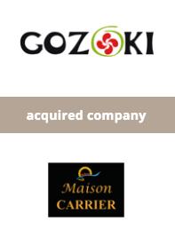 AURIS Finance advises Gozoki on its acquisition of Maison Carrier