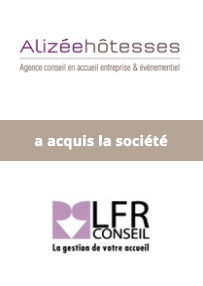 AURIS Finance accompagne ALIZÉE HOTESSES dans l'acquisition de LFR Conseil