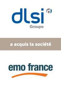 Auris Finance accompagne le Groupe DLSI dans l'acquisition d'EMO France.