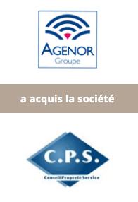 Auris Finance accompagne le Groupe AGENOR dans l'acquisition de CPS