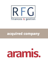 Auris Finance advises RFG Group on the acquisition of ARAMIS