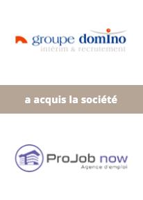 AURIS Finance accompagne le Groupe Domino dans l'acquisition de Projobnow