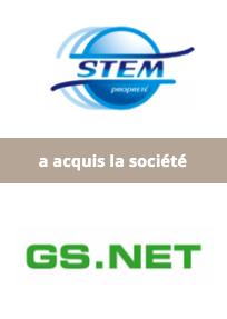 AURIS Finance accompagne le Groupe STEM dans l'acquisition de la société GSNET