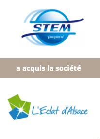 AURIS Finance accompagne le Groupe STEM dans l'acquisition de la société l'Eclat d'Alsace