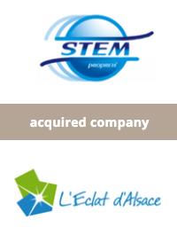 AURIS Finance assists STEM Group in the acquisition of Eclat d'Alsace