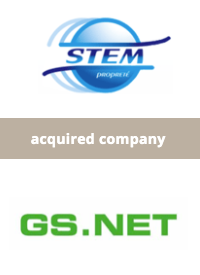 AURIS Finance supports the STEM Group in the acquisition of GS NET