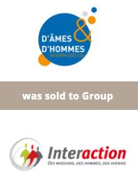 AURIS Finance advises the sale of D'ÂMES & D'HOMMES to INTERACTION Group