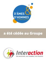 AURIS Finance accompagne la cession de D'ÂMES & D'HOMMES auprès du groupe INTERACTION