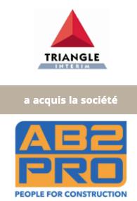 AURIS Finance accompagne la cession du groupe AB2PRO auprès du groupe TRIANGLE