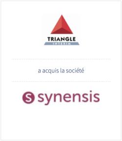 Triangle Interim a acquis la société synensis