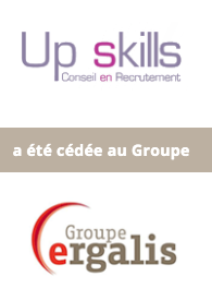 AURIS Finance finalise la cession du cabinet de recrutement UPSKILLS à ERGALIS