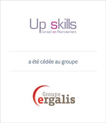 Upskills - Groupe Ergalis