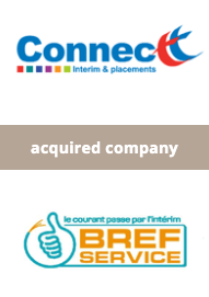 CONNECTT Group completes the acquisition of BREF SERVICE