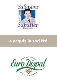 AURIS Finance accompagne le charcutier Salaisons Sabatier dans l'acquisition d'Euro Dispal (Frairies de Bourgogne) auprès d'Uniplanèze