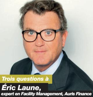 Interview d'Eric Laune dans Bâtiment Entretien