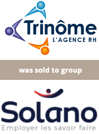 AURIS Finance advises the sale of TRINOME to SOLANO Group