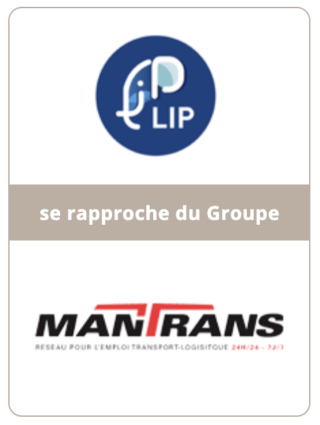 AURIS Finance accompagne MANTRANS dans sa cession au groupe LIP
