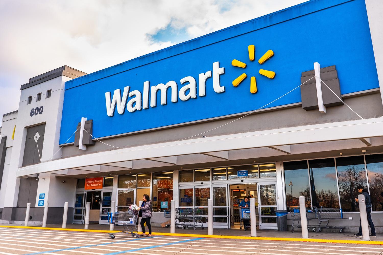 Distributeur Walmart
