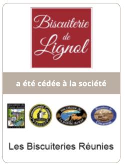 Biscuiterie de Lignol - Biscuiteries Réunies