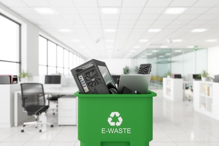 Gestion déchets électroniques