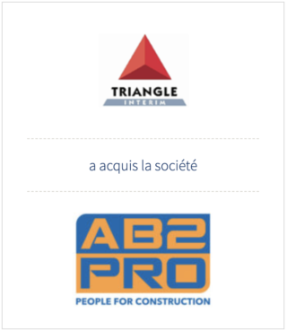 AURIS Finance advises the sale of AB2PRO to group TRIANGLE Solutions RH