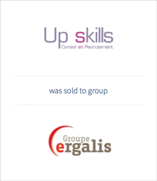 AURIS Finance close the sale of UPSKILLS recruitment firm to ERGALIS
