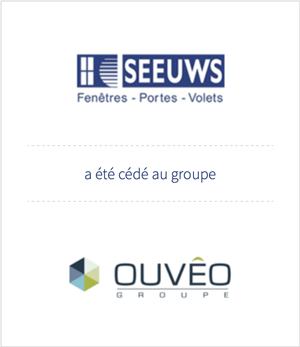 AURIS Finance advises the sale of SEEUWS Group to OUVÊO